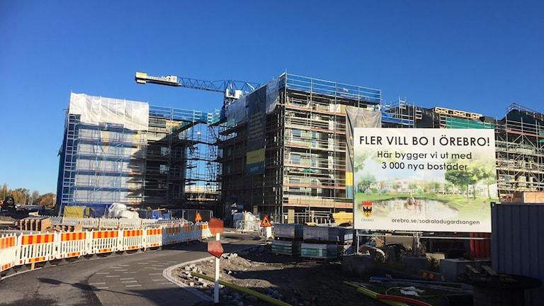 Många har velat bygga på Södra Ladugårdsängen, men nu blir det paus.