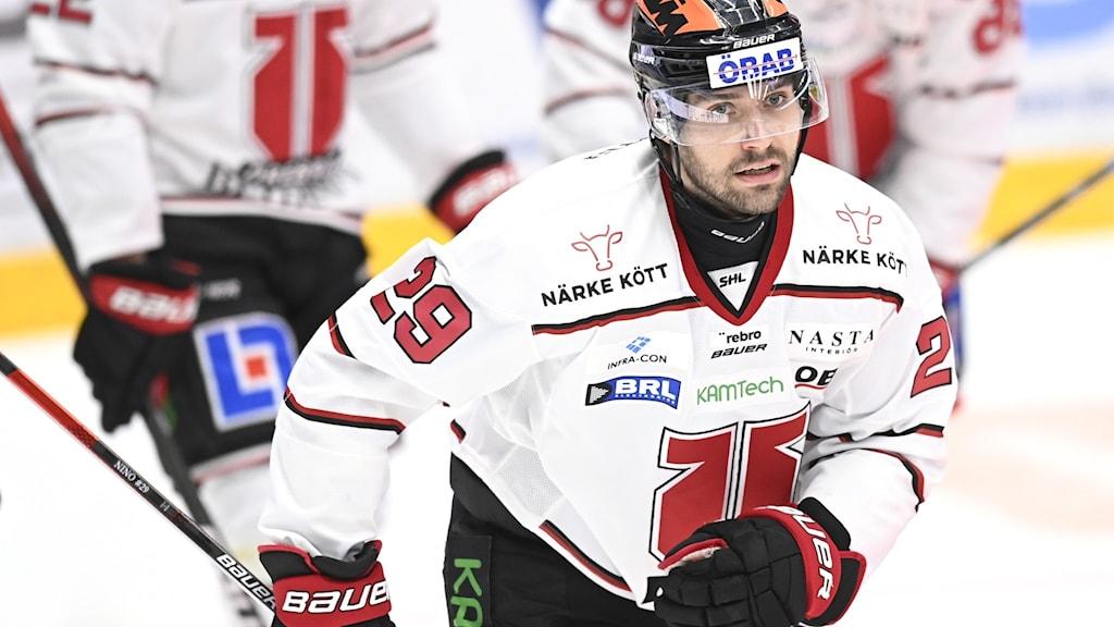 Ludvig Rensfeldt SHL HV71-ÖREBRO
