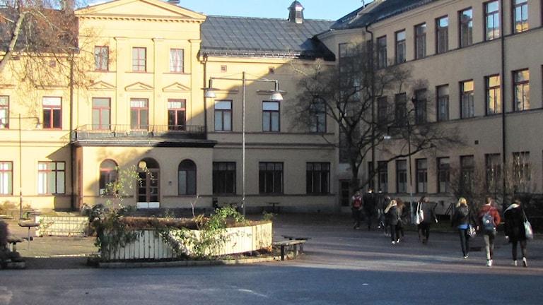 Karolinska skolan i Örebro. Foto: Sofie Larsson.