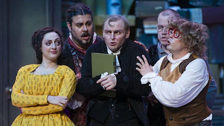 Barberaren i Sevilla, förra årets Opera på Skäret.