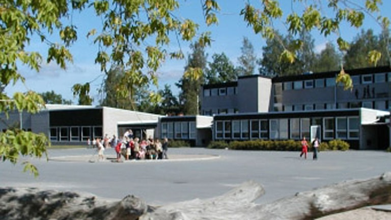 Norrbyskolan Örebro. Foto: Örebro kommun