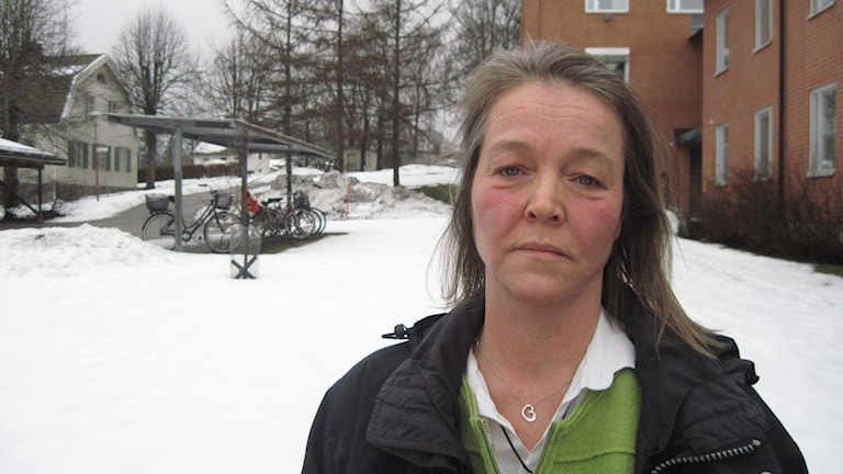 Centerpartisten Helena Vilhelmsson är besviken på att LOV nu skjuts upp. Foto: Anna Nyström/SR Örebro