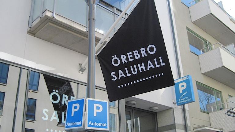 Saluhallen i Örebro.