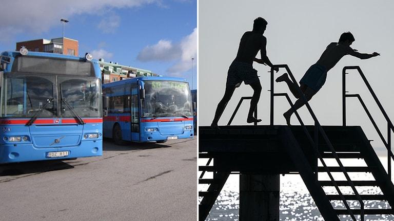 I sommar kan ungdomar åka gratis med kollektvtrafiken i Örebro län.
