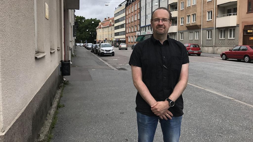 Magnus Unemo, molekylärbiolog och docent.