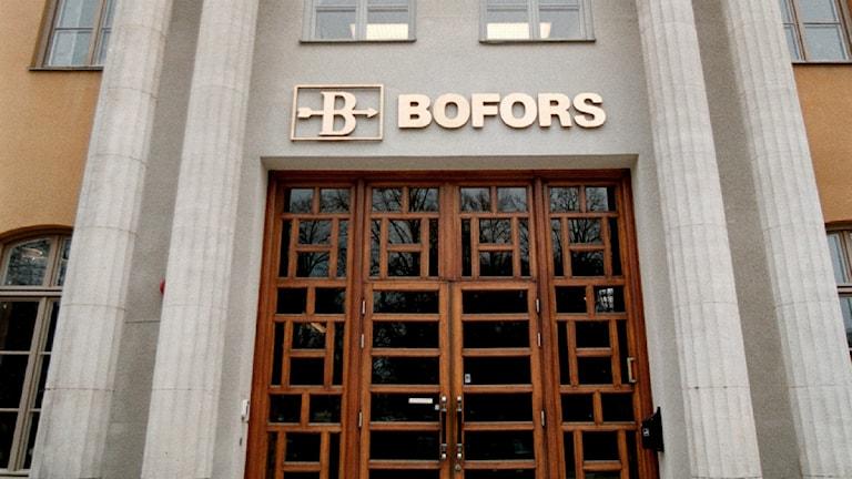 Bofors. Foto:Fredrik Persson/TT