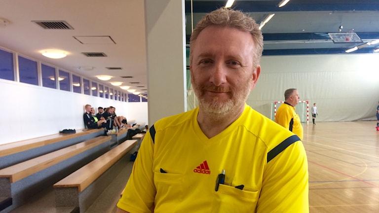 Metin Celik, veteran i Korpen och ordförande för nybildade Nya Korpen Örebro.