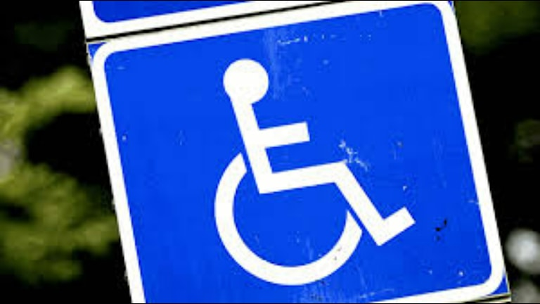 Handikapp parkering