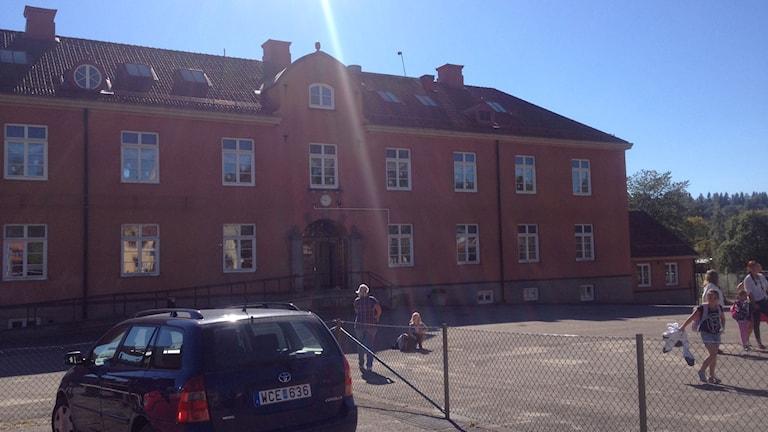 Det är tredje gången i rad Lärarförbundet ger bottenbetyg till Ljusnarsberg som skolkommun. Foto : Isabelle Strengbom/Sveriges Radio