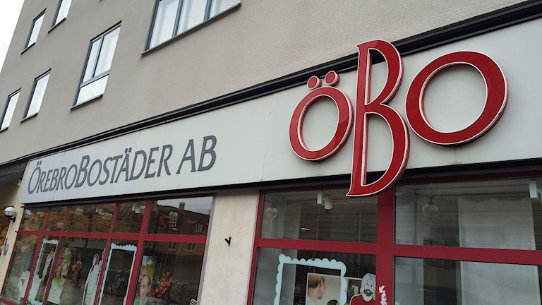 Öbo, Örebrosbostäder, allmännyttan