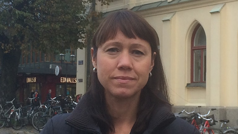 Sara Richert, MP Örebro. Foto: Marie Hansson/P4 Örebro.