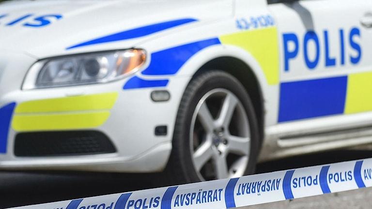 Örebropolisen har mellan 1000 och 1100 handräckningar om året. Foto: Mikael Fritzon/TT