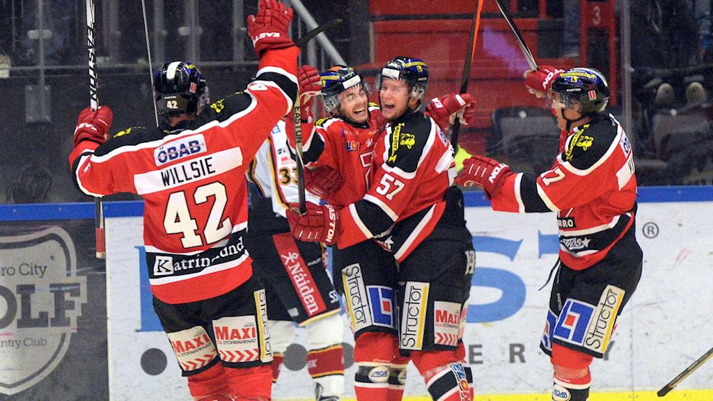 Örebro hockey, hemmadräkter, hemmamatchdräkt, ÖHK