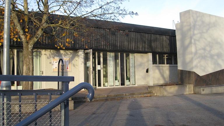 Här ska fritidsgården i Oxhagen flytta in.