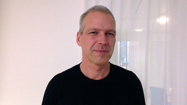 Urban Haglind är matteläraren som vet vikten av att planera sin läxläsning. Foto: Privat