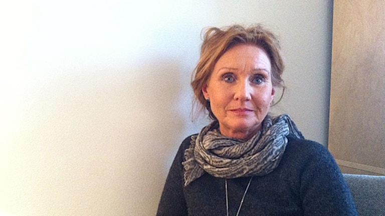 Lena Mantler, verksamhetschef på socialförvaltningen i Örebro.