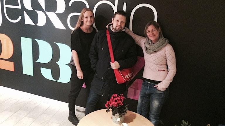 Foto:Madeleine Klippel/Sveriges radio