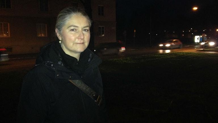Janet Andre, arkitekt Örebro kommun.