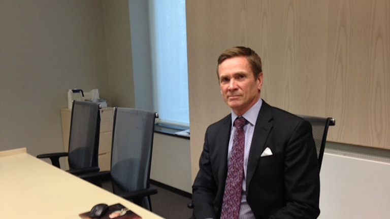 Björn Lindén var domare vid styckrättegången.