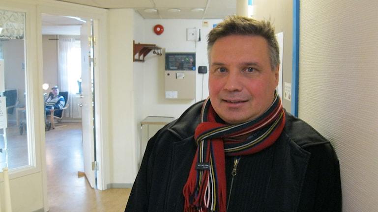 Nils Varg, enhetschef med ansvar för Kavaljeren i Karlskoga.