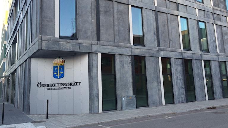 Rättscentrum, tingsrätt, Örebro