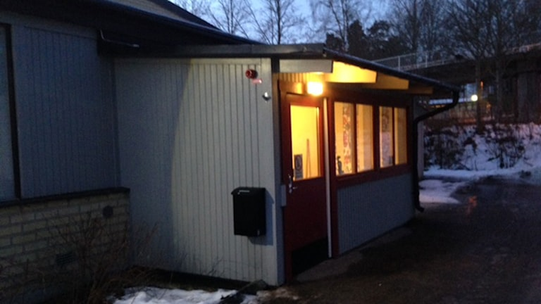 Härbärget Vinternatt i Örebro. Foto: Carina Galanou Ipsonius/Sveriges Radio