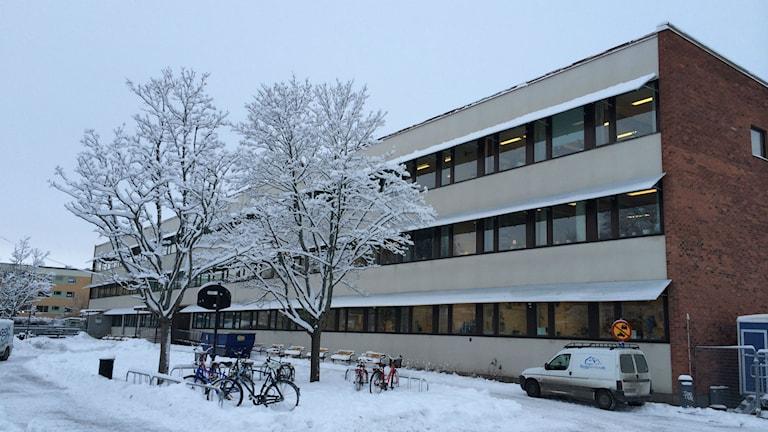 Karl Johans skola.