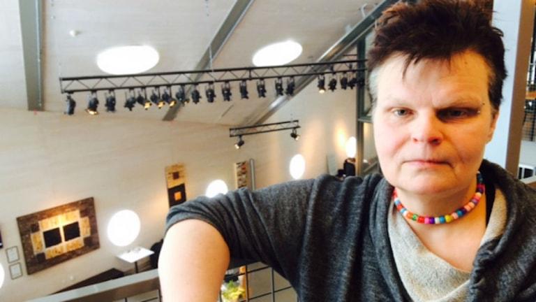 Anna-Lena Jernberg (S) Hällefors