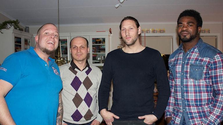 Killarna från Förtroligt. Foto: Kerstin Svenson.