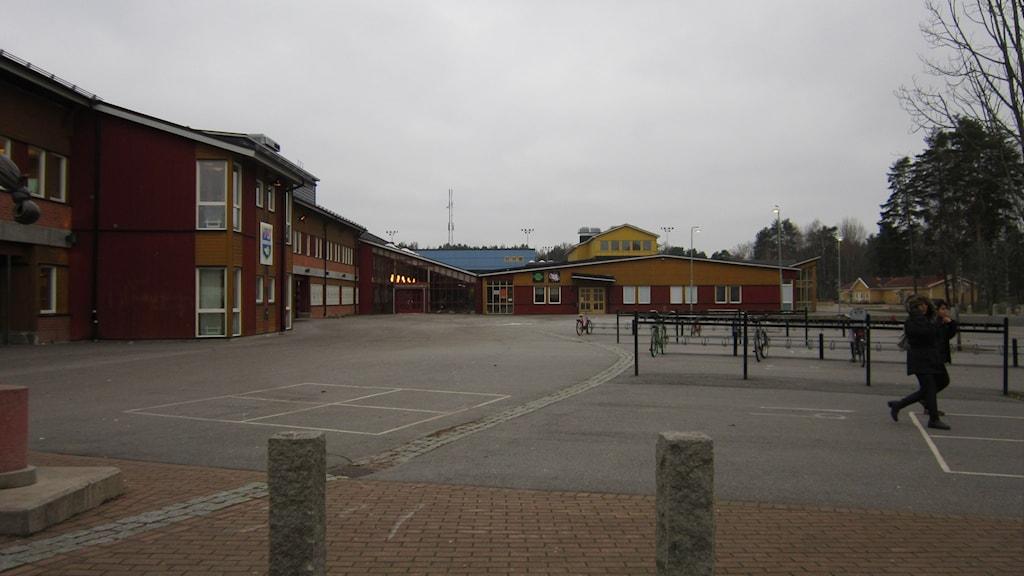 Vivallaskolan ska bli mer tillgängligt för föreningarna. Foto: Marie Hansson/Sveriges Radio