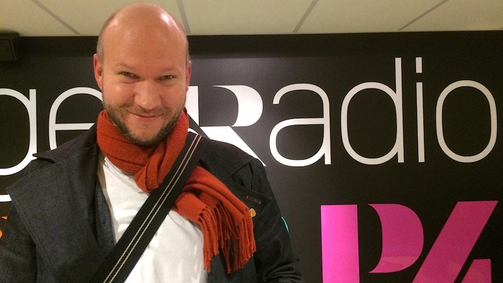 Kal Ström foto : Anja Ek/Sveriges Radio