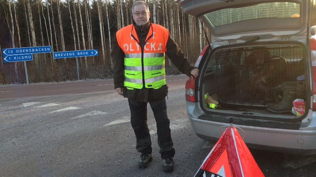 Eftersöksjägare, Leif Granlöf