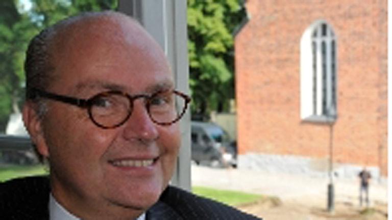 Johan Dalman. Foto: Miriam Arrebäck