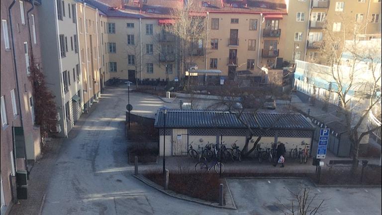 Hyresgästföreningen tror på låga hyreshöjningar. Arkivbild: Sveriges Radio.