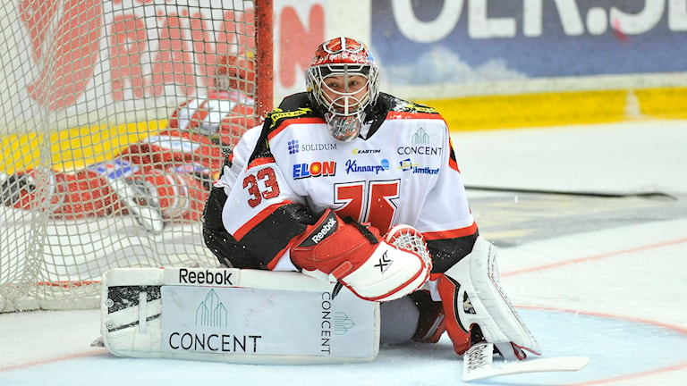 Julius Hudacek, Örebro Hockey.