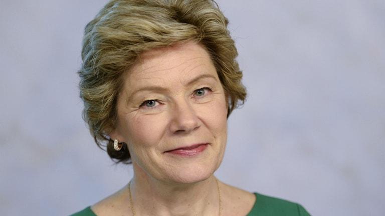 Maria Larsson, landshövding i Örebro län.