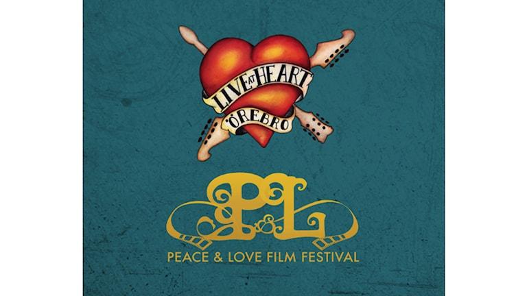 Peace and Loves filmfestival och Live at Heart slås ihop.