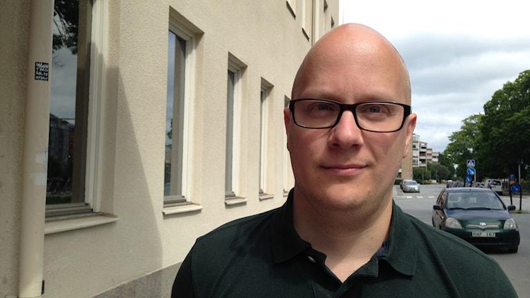 Kenneth Nilsson (S) kommunalråd i Örebro Kommun
