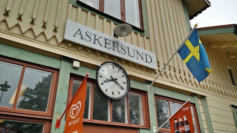 Askersund. Foto: Jens Tisbo/ Sveriges Radio