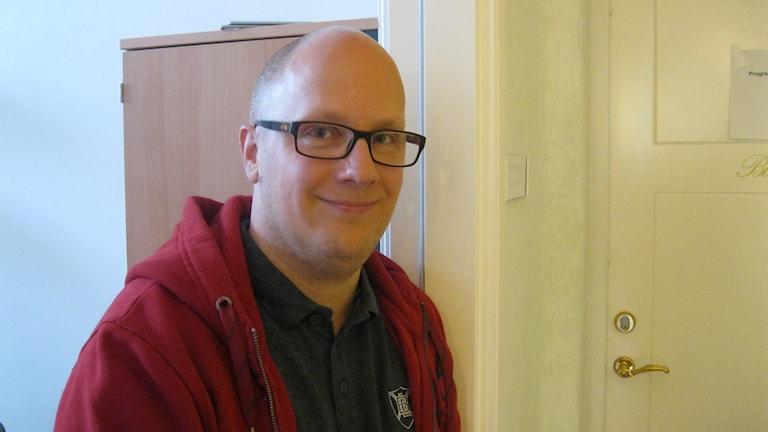 Kenneth Nilsson (S) kommunalråd med ansvar för skolfrågor i Örebro.
