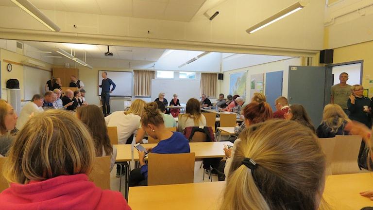 Risbergska gymnasiets gymnasieprogram flyttas till Karolinska,Rudbeck och Virginska.