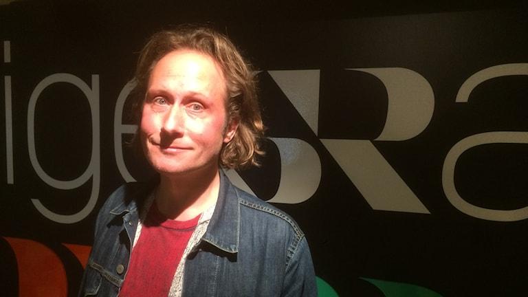 PeKå Englund, författare och journalist från Örebro.