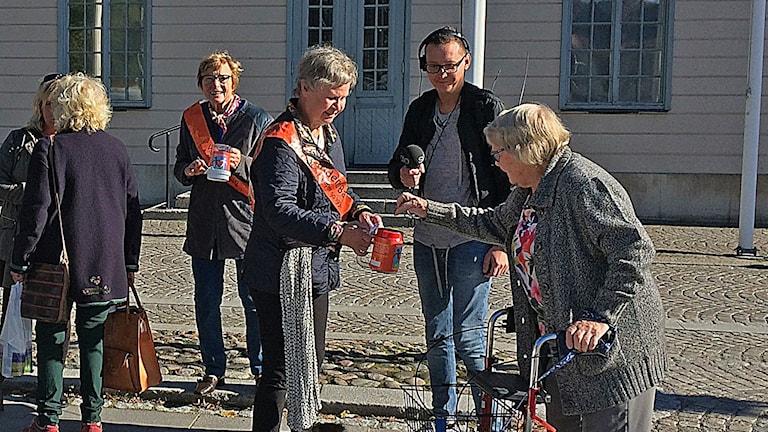Världens barninsamling i Askersund.