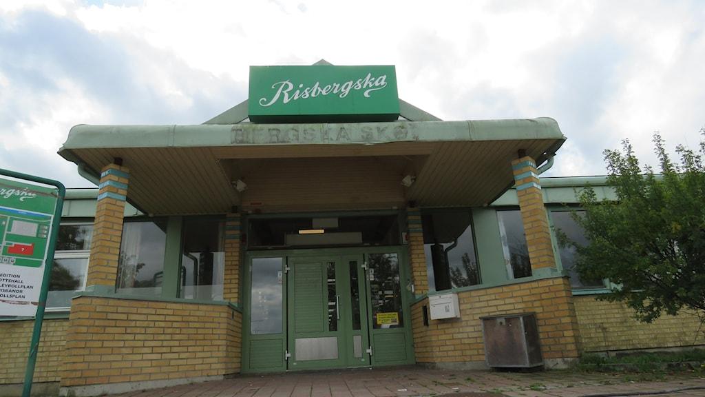 Risbergska skolan i Örebro