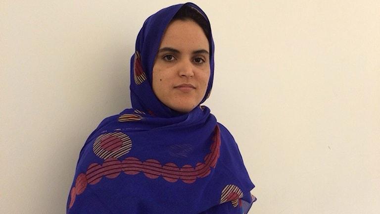Kheira Youcef, Västsahara, Flyktingläger, Algeriet