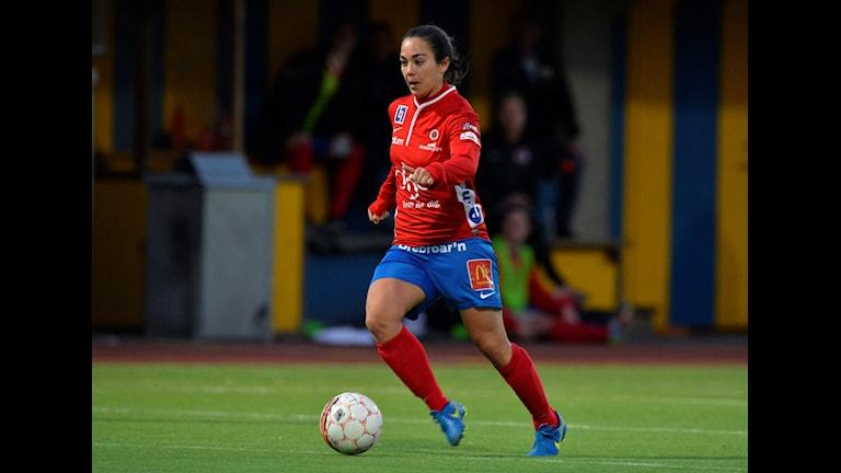 Michelle De Jongh  Kif Örebro