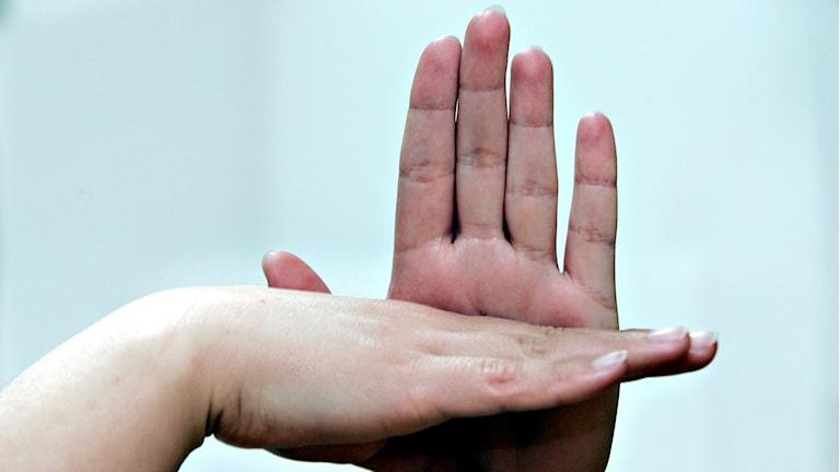teckenspråk teckentolk
