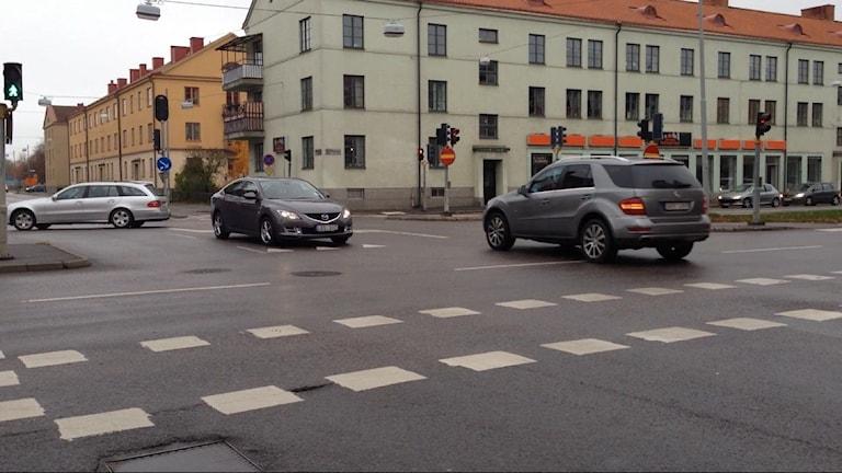 Korsningar, Örebro, Hertig Karls Allé