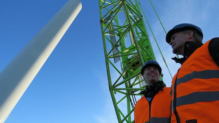 Kumbro bygger 3 nya vindkraftverk i Örebro