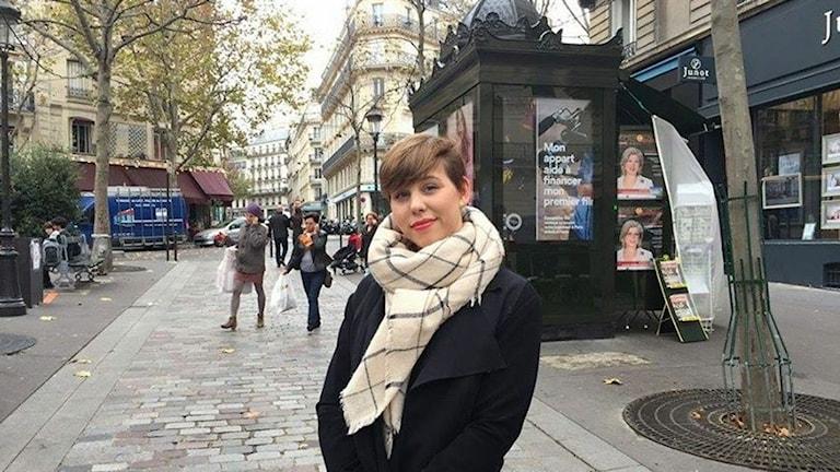 Lydia Morfeldt Paris